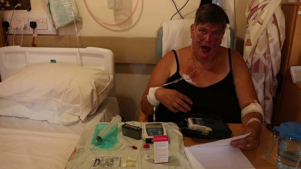 Julie's patient story